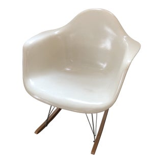 1950s Vintage Charles and Ray Eames for Herman Miller Rocking Chair For Sale