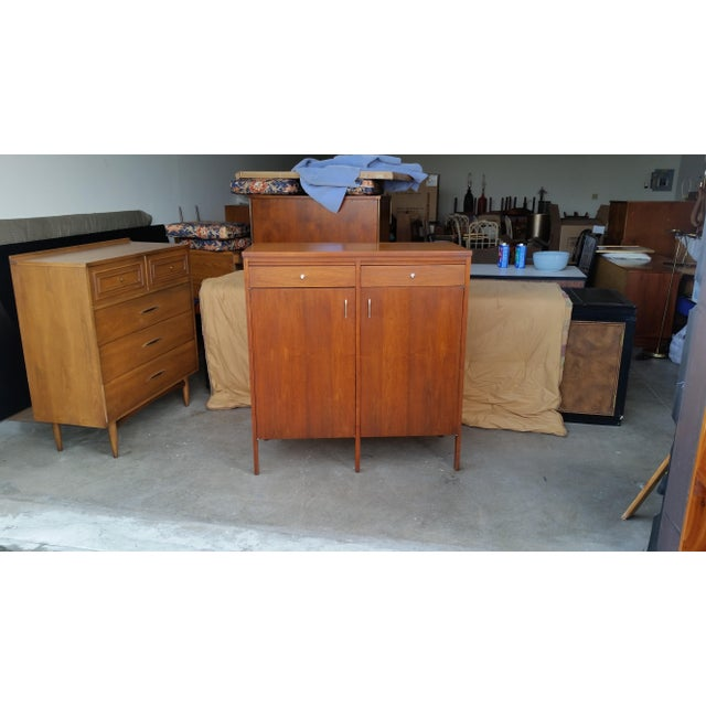 1960's Paul McCobb for Lane Delineator High Chest For Sale - Image 9 of 9
