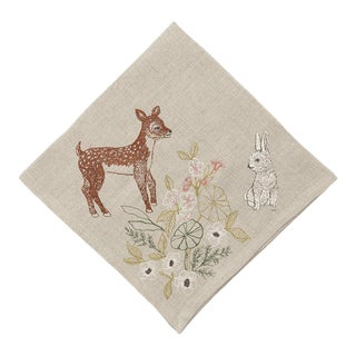 Spring Blossoms Dinner Napkin
