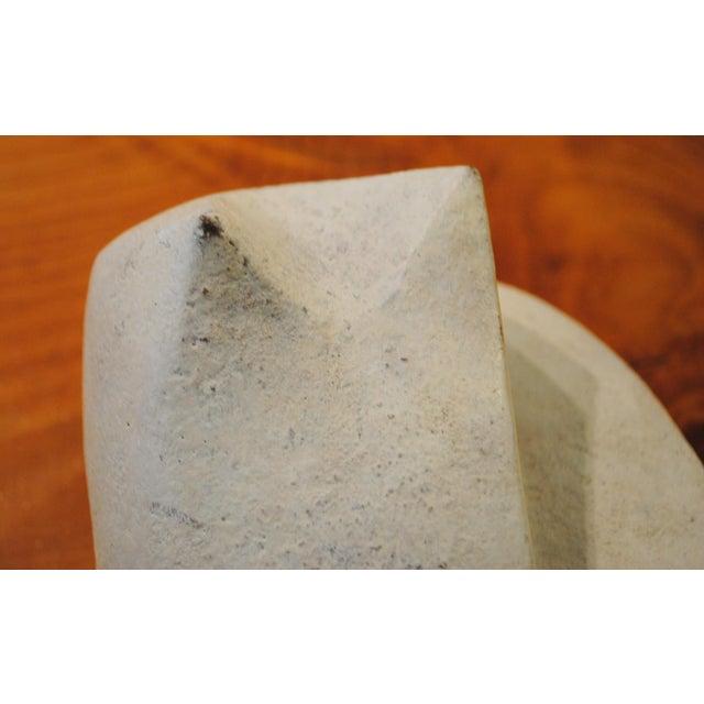 Ceramic Margot Kempe Mid-Century Brutalist Stoneware Cat For Sale - Image 7 of 8