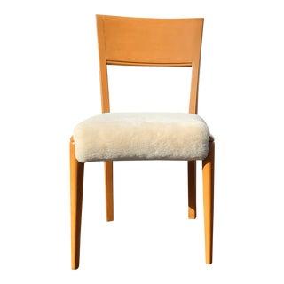 A Mid-Century Modern - MCM - Vintage - Heywood Wakefield Single Vanity / Desk Chair For Sale