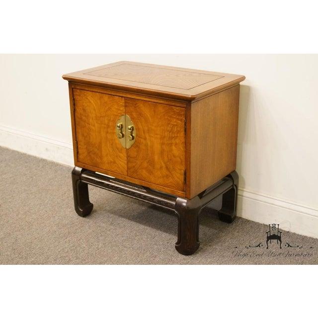Asian Lane Furniture Alta Vista Nightstand For Sale - Image 3 of 11