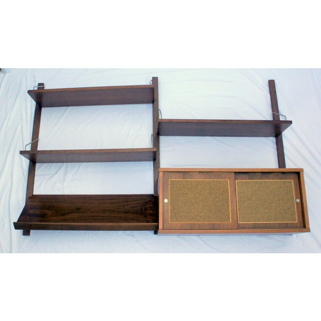 Danish Modern 1960s Vintage Poul Cadovius Cado Royal System Wall Unit For Sale - Image 3 of 6