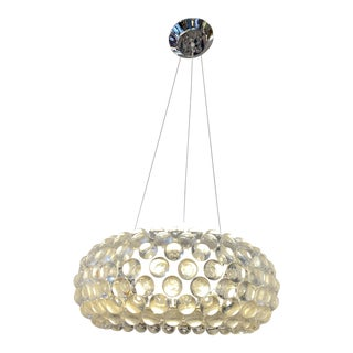 Caboche Style Chandelier Orb Pendent For Sale
