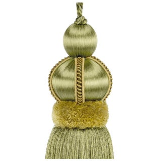 Key Tassel With Cut Ruche Preview