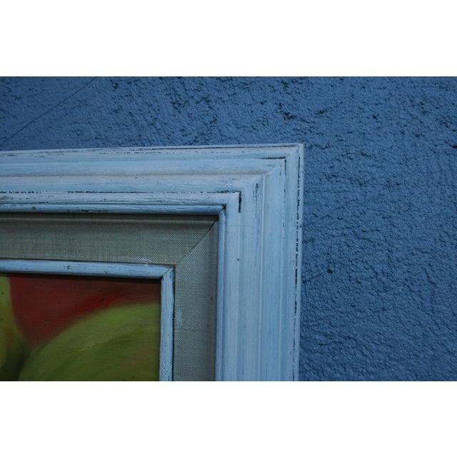 """Acrylic Fruit Painting - 20"""" x 17"""" - Image 5 of 7"""
