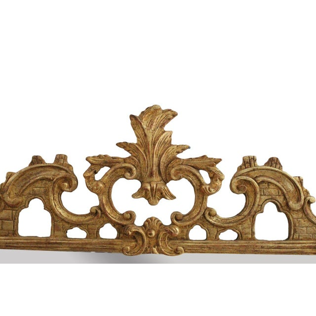 Giltwood Articulated Mirror - Image 2 of 2
