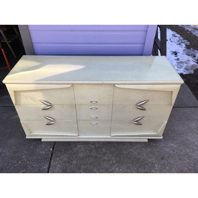 Mid-Century Kent Coffey Barnsley Lowboy Credenza For Sale In Cleveland - Image 6 of 11