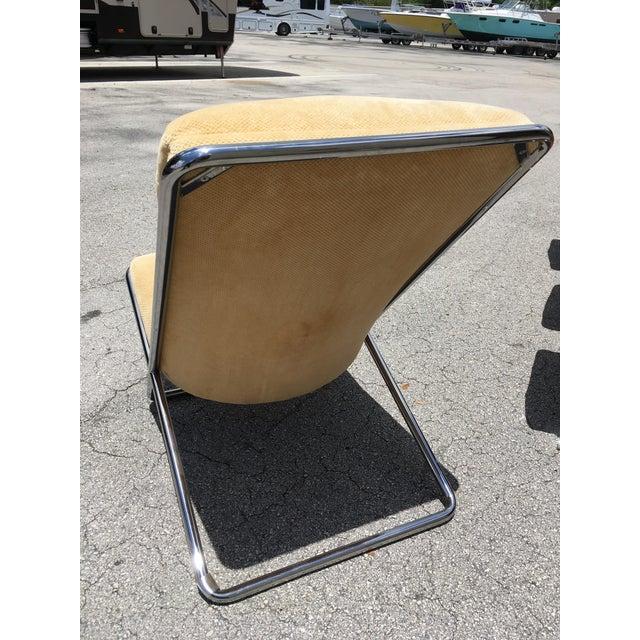 Herman Miller Ward Benett Scissor Chair - Image 4 of 5