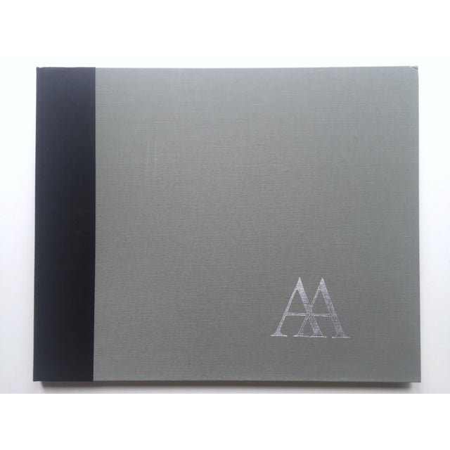 """American """" Ansel Adams Images """" Rare 1st Edition 1974 Oversized Monumental Slipcase Collector's Book For Sale - Image 3 of 13"""