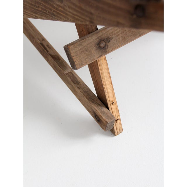 Vintage American Deck Chair - Image 7 of 9