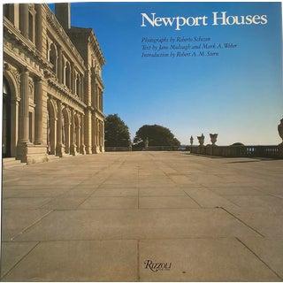 Newport Houses Architecture & Interior Design Book For Sale