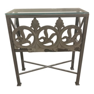 French Custom Made Console Table For Sale