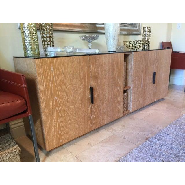 Custom Zebrawood Sideboard - Image 3 of 8