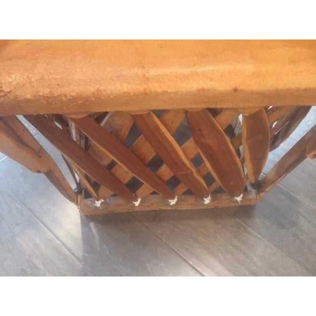 Mexican Equipale Chair For Sale In Orlando - Image 6 of 11