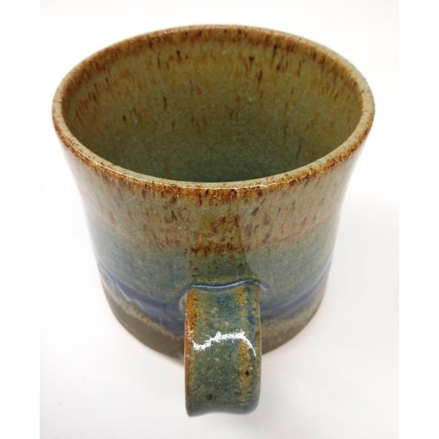 Hand-Thrown Shaving Mug - Image 4 of 7