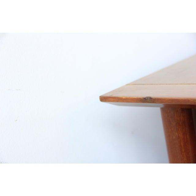 Mid-Century Modern Geometric 9-Drawer Dresser - Image 5 of 10
