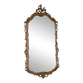 Regency Style Wall Mirror For Sale