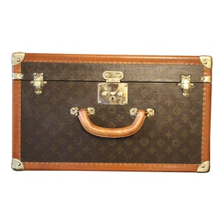 Louis Vuitton Hat Trunk in Monogram Canvas For Sale