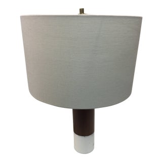 Danish Modern Style Table Lamp For Sale