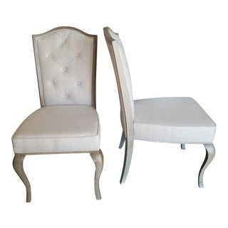 Hooker Modern Romance Dining Side Chairs - a Pair For Sale