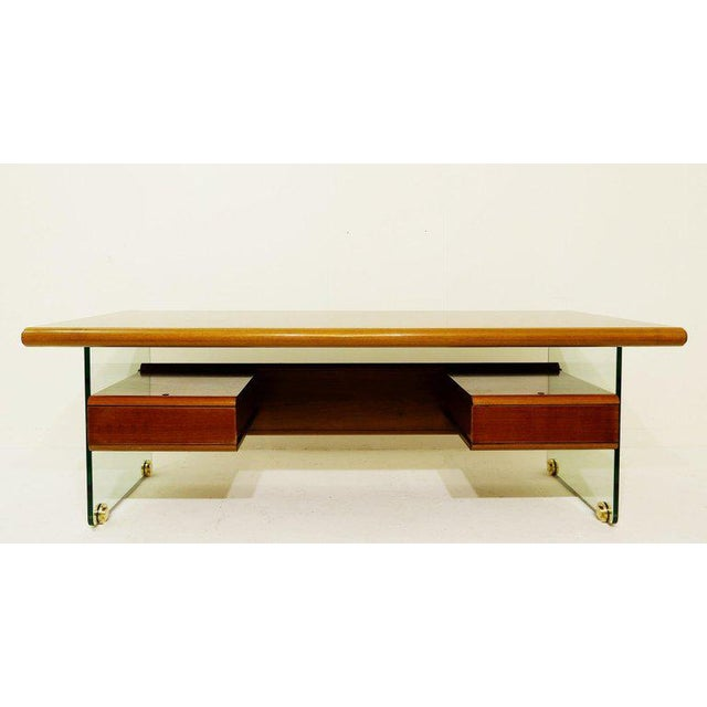 Italian Italian Desk - 60s For Sale - Image 3 of 7