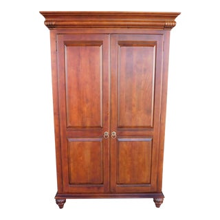 Ethan Allen British Classics Armoire For Sale