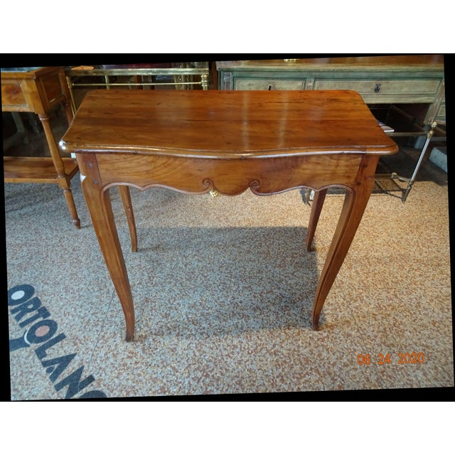 18th Century French Walnut Table For Sale - Image 13 of 13