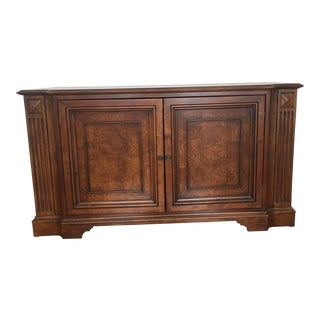 Traditional Ethan Allen Townhouse Media Console For Sale