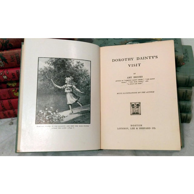 Antique Dorothy Dainty Books - Set of 13 - Image 7 of 11