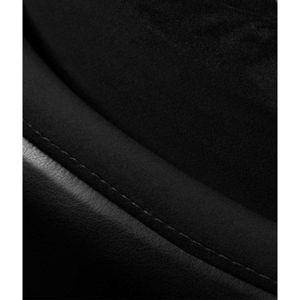Black Otto Armchair From Covet Paris For Sale - Image 8 of 10