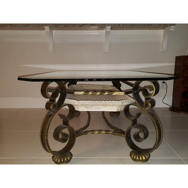 Thomasville Coffee Table - Image 4 of 5