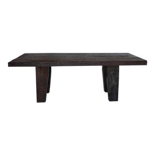 Rustic Large Scale Table For Sale