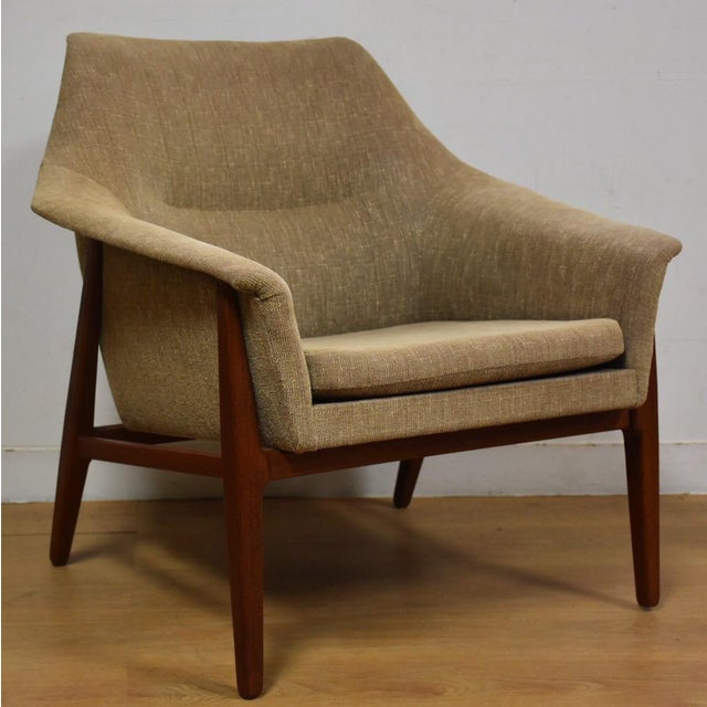 Danish Teak Lounge Chair - Image 2 of 10