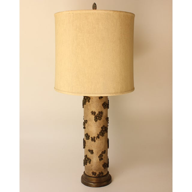 Wallpaper Roller Table Lamp - Image 2 of 7
