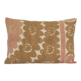 Vintage Samarkand Lumbar Pillow 101 For Sale
