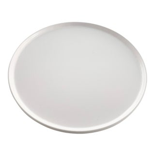 C'est Beau1872 White Iron Table Tray For Sale
