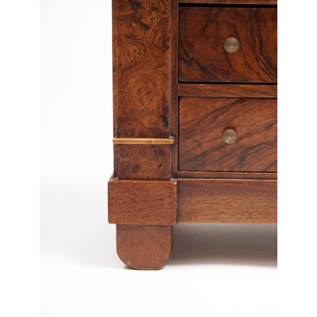Empire Miniature French Provincial Empire Commode For Sale - Image 3 of 7
