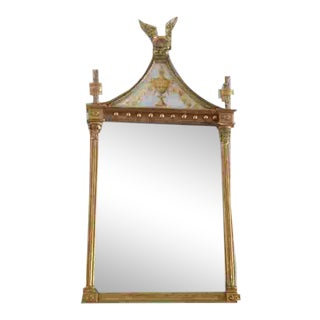 19th Cent. American or English Mirror For Sale