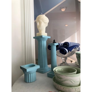Doric Column Candle Holder Preview