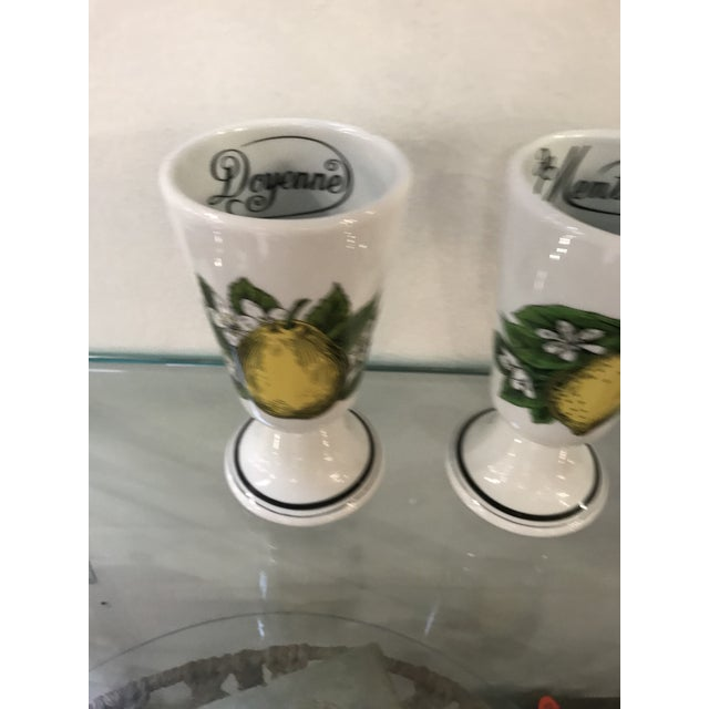 1970s Menton/Doyenne French Cups For Sale - Image 5 of 8