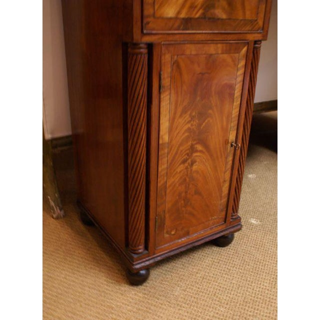 19th Century Regency Period Mahogany & Rosewood Sideboard For Sale - Image 4 of 5