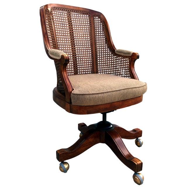 Faultless Doerner Bergère Office Chair - Image 1 of 9