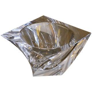 Orrefors Glass Tornado Bowl For Sale