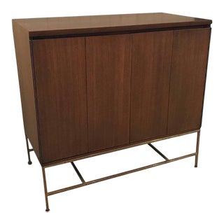 1950s Mid-Century Modern Paul McCobb for Calvin Irwin Collection Mahogany Bi-Fold Doors Dresser For Sale