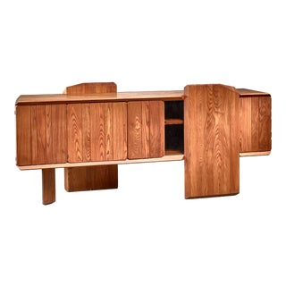 Pierre Chapo Custom-Made Dresser, France, 1960s For Sale