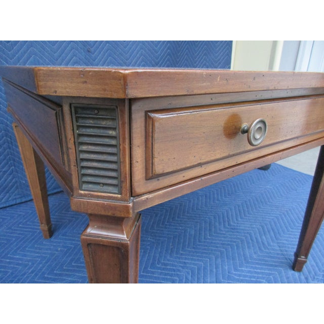 William a Berkey for John Widdicomb Side Table For Sale - Image 6 of 12