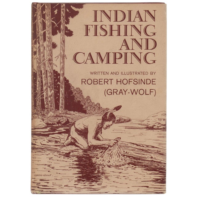 Indian Fishing and Camping - Image 1 of 5