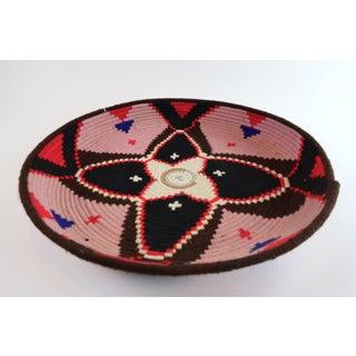 Vintage Moroccan Berber Basket Preview