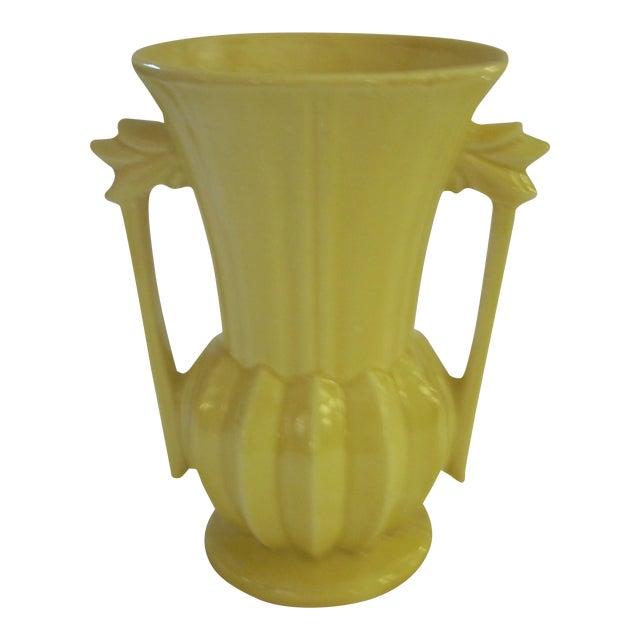 Mccoy Pottery Vase Chairish